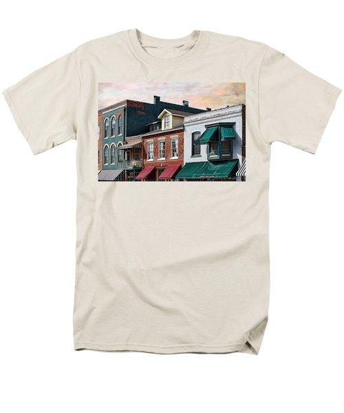 Historic Weston Men's T-Shirt  (Regular Fit) by Liane Wright