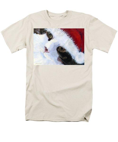 Ho Ho Harley Men's T-Shirt  (Regular Fit) by Lynne Reichhart