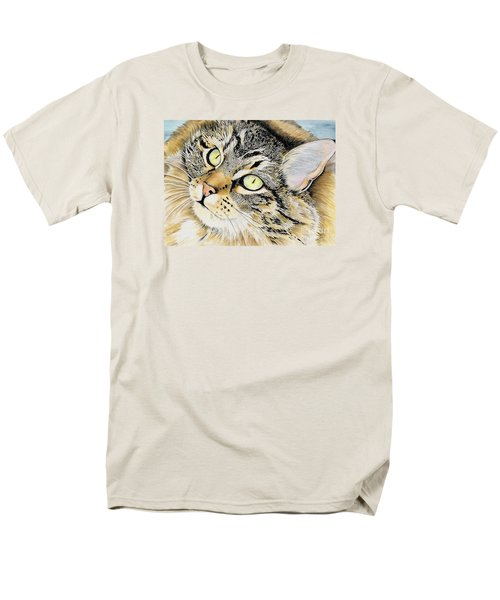 Hopeful Men's T-Shirt  (Regular Fit) by Shari Nees