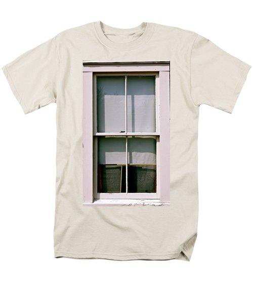 Hopper Was Here Men's T-Shirt  (Regular Fit) by Ira Shander
