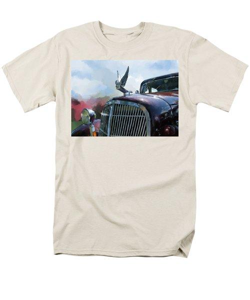 Hudson Men's T-Shirt  (Regular Fit) by Debra Baldwin