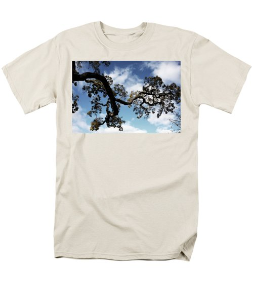 I Touch The Sky Men's T-Shirt  (Regular Fit) by Laurie Search