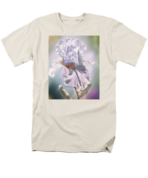 Men's T-Shirt  (Regular Fit) featuring the digital art Ice Queen by Mary Almond
