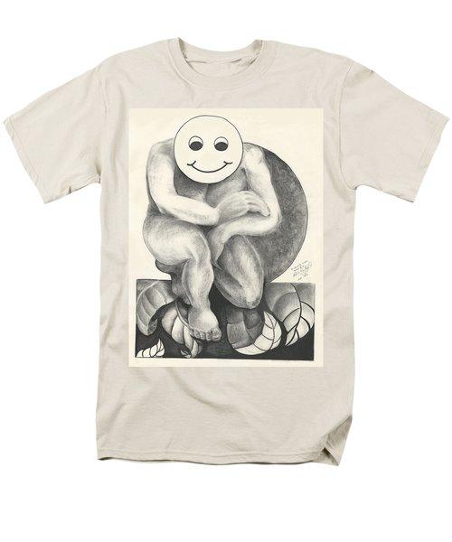 Identity Crisis Men's T-Shirt  (Regular Fit) by Melinda Dare Benfield