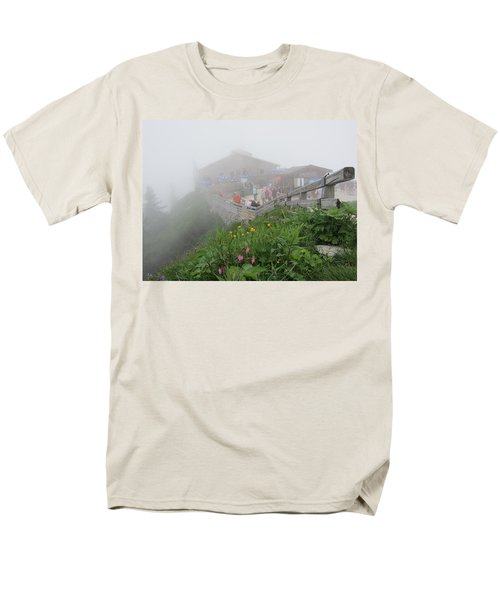 Men's T-Shirt  (Regular Fit) featuring the photograph In The Mist by Pema Hou