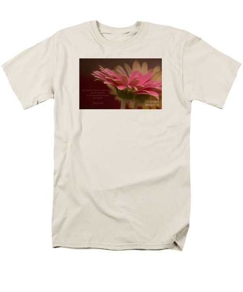 Men's T-Shirt  (Regular Fit) featuring the photograph Into My Soul by Rima Biswas