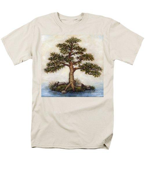 Island Tree Men's T-Shirt  (Regular Fit)