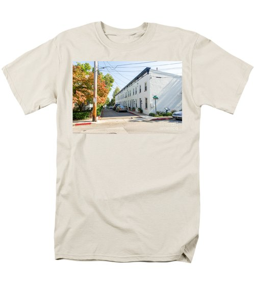Men's T-Shirt  (Regular Fit) featuring the photograph Jeremys Way by Charles Kraus