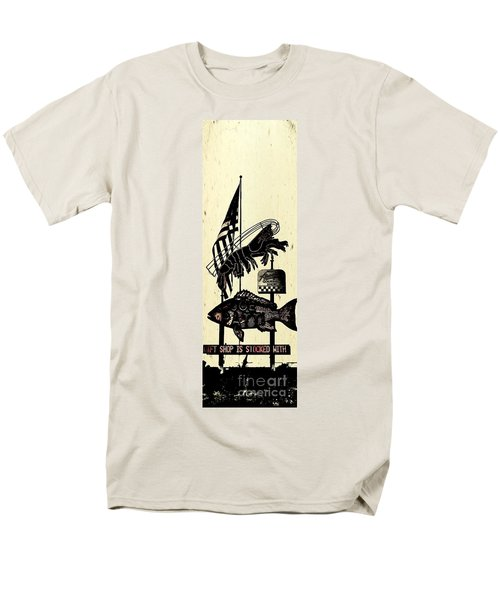 Joe Patti Men's T-Shirt  (Regular Fit) by Janice Spivey