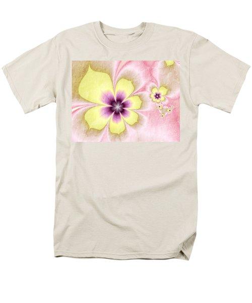 Men's T-Shirt  (Regular Fit) featuring the digital art Joy by Gabiw Art
