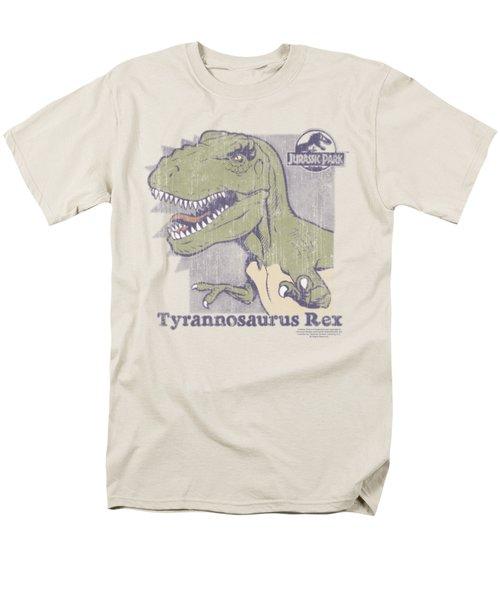 Jurassic Park - Retro Rex Men's T-Shirt  (Regular Fit) by Brand A
