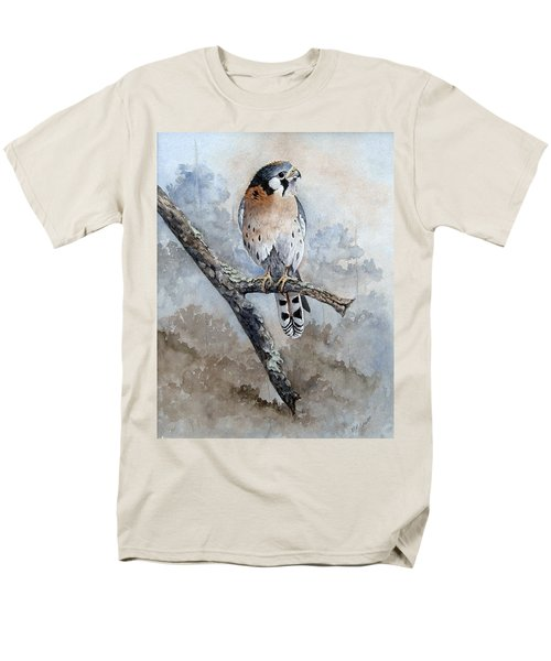 Kestrel Perch Men's T-Shirt  (Regular Fit)