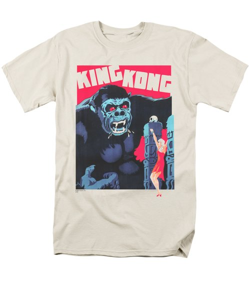 King Kong - Bright Poster Men's T-Shirt  (Regular Fit)