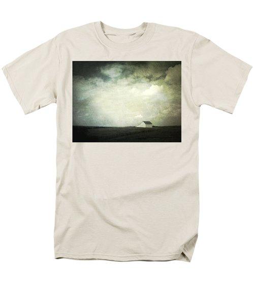 Lancaster Ohio Barn 3 Men's T-Shirt  (Regular Fit)