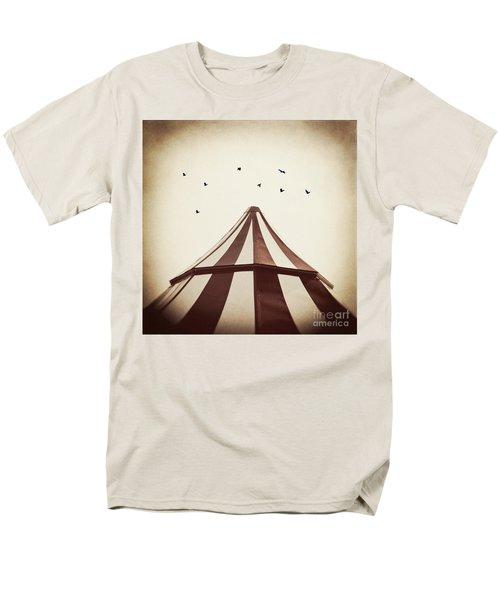 Le Carnivale Men's T-Shirt  (Regular Fit) by Trish Mistric