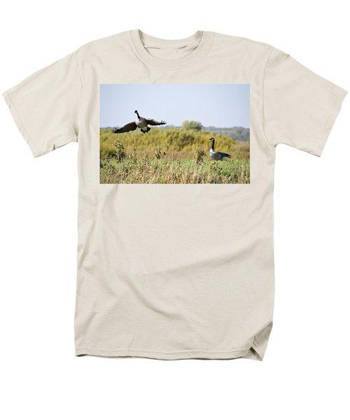Left Behind Men's T-Shirt  (Regular Fit) by Bonfire Photography