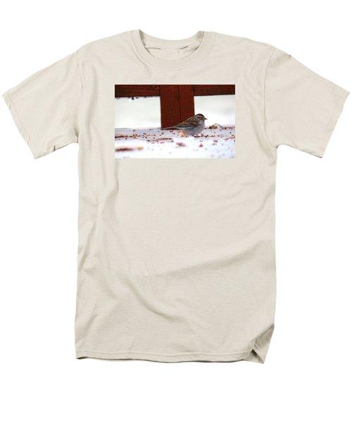 Men's T-Shirt  (Regular Fit) featuring the photograph Little Bird by Rebecca Davis