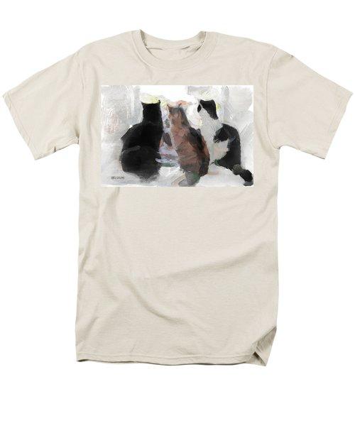 Longing Men's T-Shirt  (Regular Fit) by Greg Collins