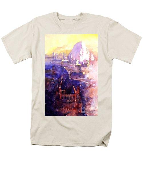 Machu Pichu- Peru Men's T-Shirt  (Regular Fit)