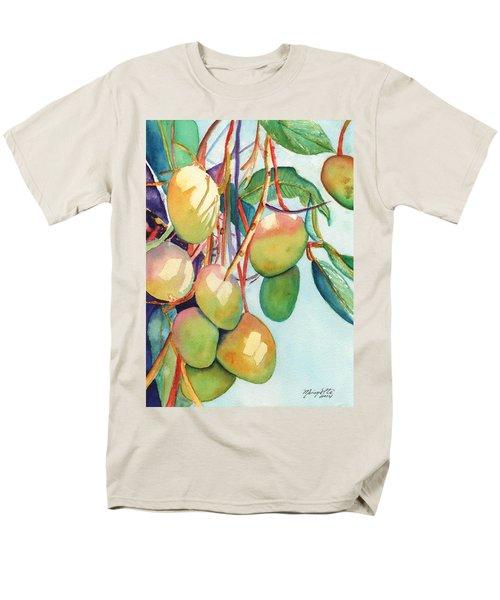 Mangoes Men's T-Shirt  (Regular Fit)