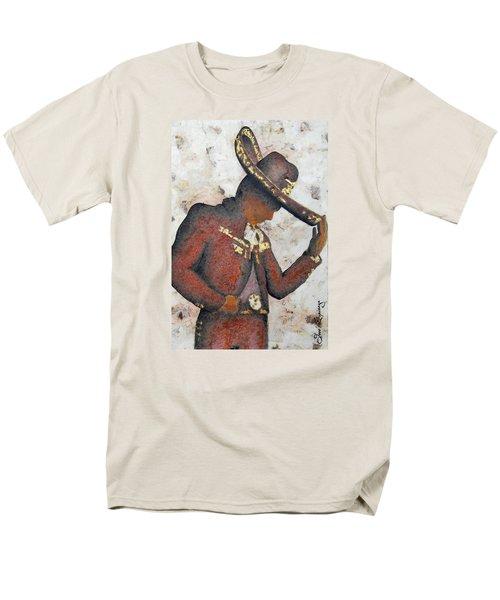 Mariachi  II Men's T-Shirt  (Regular Fit) by J- J- Espinoza