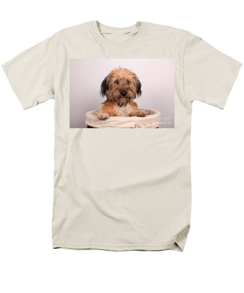 Men's T-Shirt  (Regular Fit) featuring the photograph Max 2 by Randi Grace Nilsberg