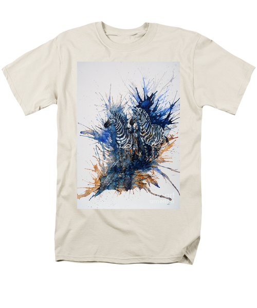 Merging With Shadows Men's T-Shirt  (Regular Fit)