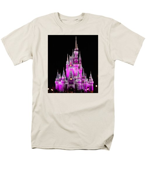 Midnight View Men's T-Shirt  (Regular Fit) by Lorna Maza
