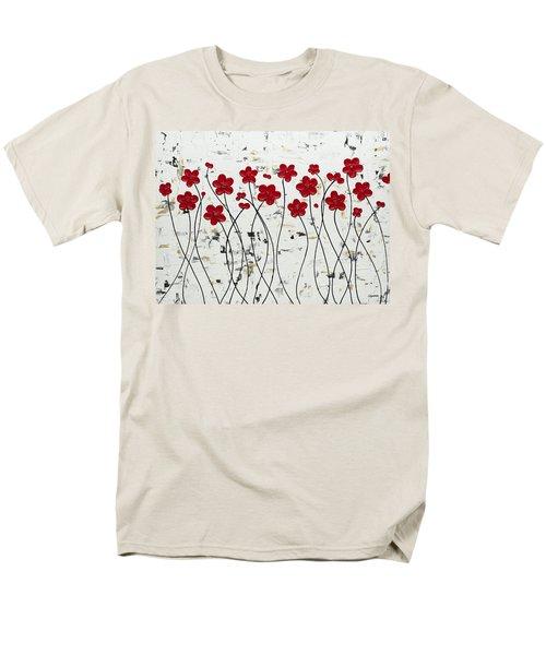 Mis Amores Men's T-Shirt  (Regular Fit) by Carmen Guedez
