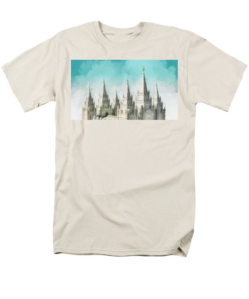 Morning Glory Men's T-Shirt  (Regular Fit) by Greg Collins
