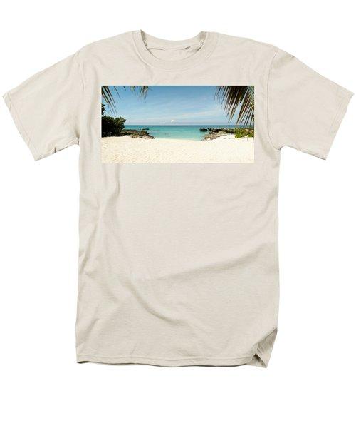Morning Swim Men's T-Shirt  (Regular Fit) by Amar Sheow