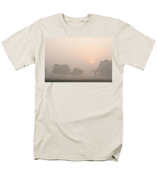 Men's T-Shirt  (Regular Fit) featuring the photograph Mystic Landscape by Lana Enderle