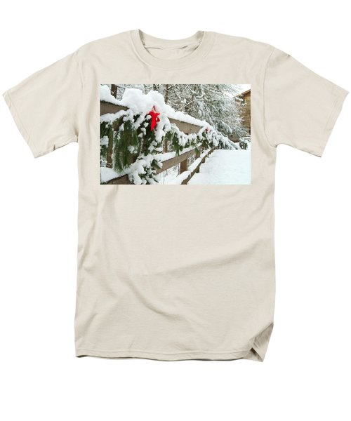 Nature's Decorations Men's T-Shirt  (Regular Fit) by Michael McGowan