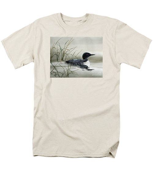 Nature's Serenity Men's T-Shirt  (Regular Fit) by James Williamson