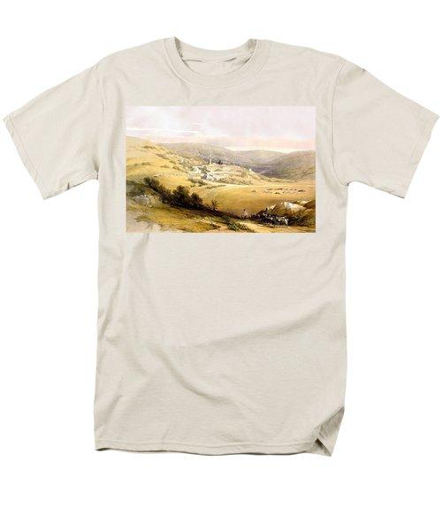 Nazareth Men's T-Shirt  (Regular Fit) by Munir Alawi