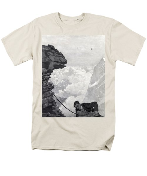 Nearly There Men's T-Shirt  (Regular Fit) by Arthur Herbert Buckland