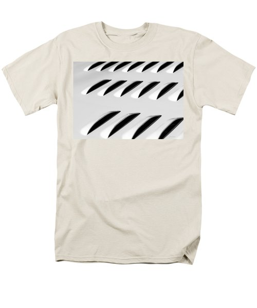 Men's T-Shirt  (Regular Fit) featuring the photograph Need To Vent - Abstract by Steven Milner