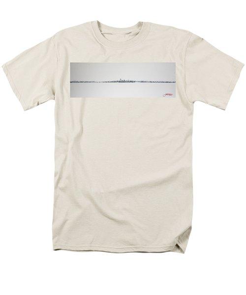New Years Day Men's T-Shirt  (Regular Fit)