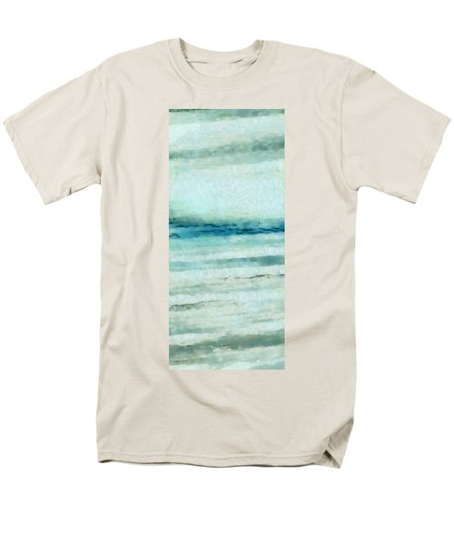 Ocean 7 Men's T-Shirt  (Regular Fit) by Angelina Vick
