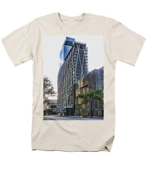 Oct 2014 Ne View Men's T-Shirt  (Regular Fit) by Steve Sahm
