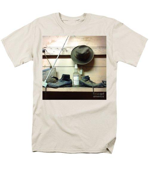 Old Crow Men's T-Shirt  (Regular Fit) by Meghan at FireBonnet Art
