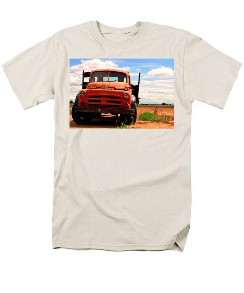 Old Truck Men's T-Shirt  (Regular Fit) by Matt Harang
