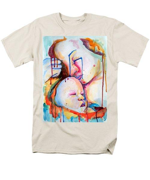Painful Joy Men's T-Shirt  (Regular Fit) by Janet Garcia