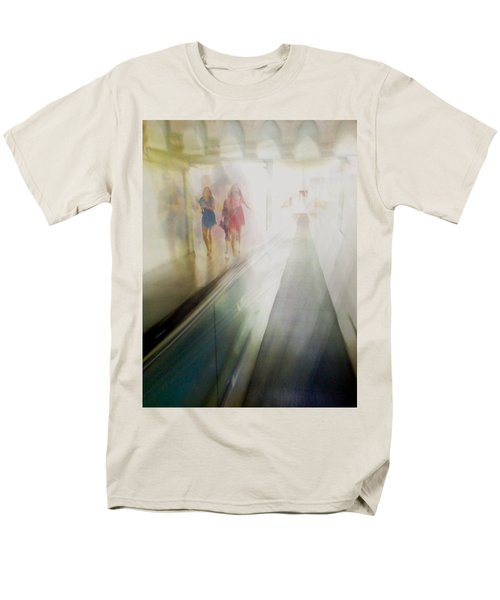 Men's T-Shirt  (Regular Fit) featuring the photograph Party Girls by Alex Lapidus