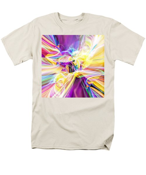 Men's T-Shirt  (Regular Fit) featuring the digital art Peace by Margie Chapman