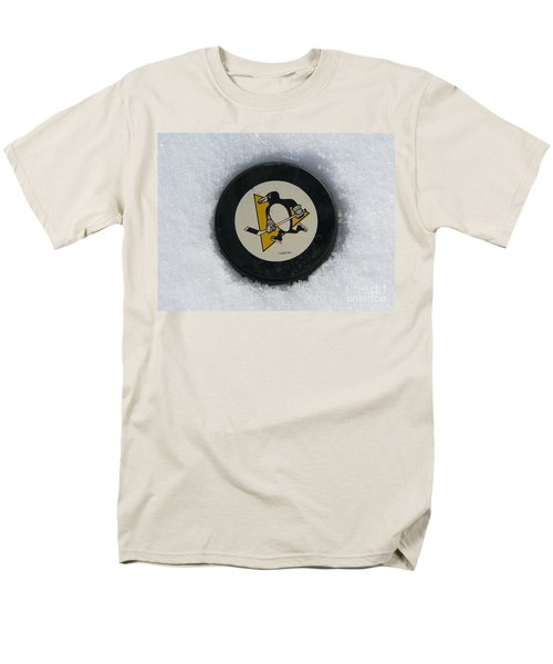 Pittsburgh Penguins Men's T-Shirt  (Regular Fit) by Michael Krek