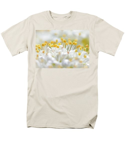 Pollen Men's T-Shirt  (Regular Fit) by David Perry Lawrence