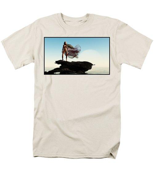 Princess Of Mars... Men's T-Shirt  (Regular Fit)