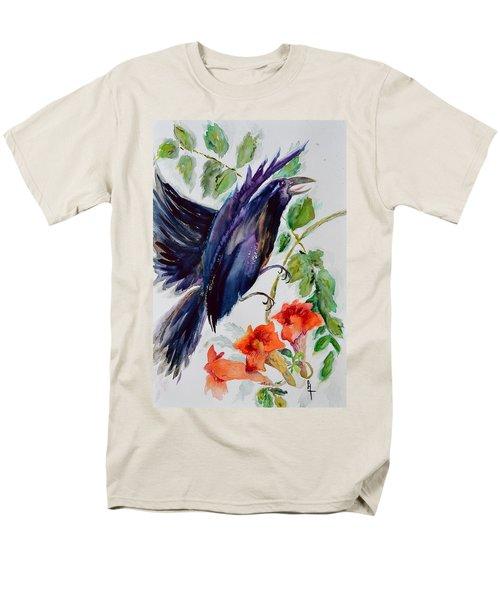 Quoi II Men's T-Shirt  (Regular Fit) by Beverley Harper Tinsley
