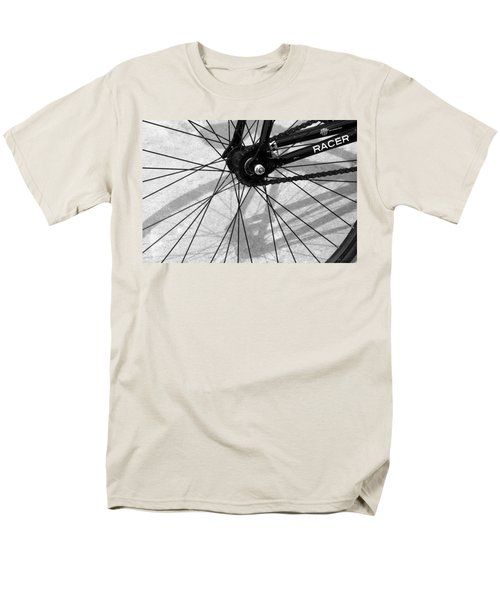 Racer Men's T-Shirt  (Regular Fit) by Joe Kozlowski